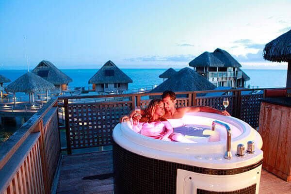Honeymoon in Moorea