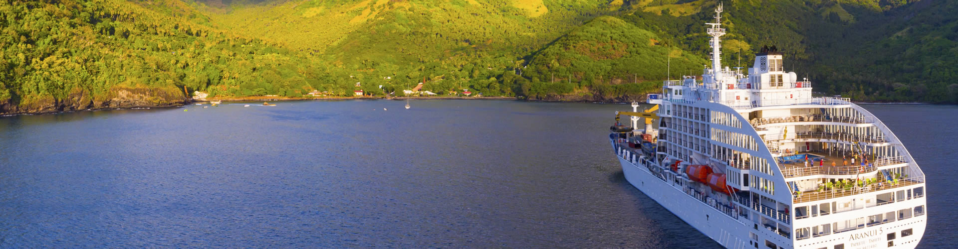 Explore the Marquesas Islands aboard the Aranui | Photo credit: Aranui