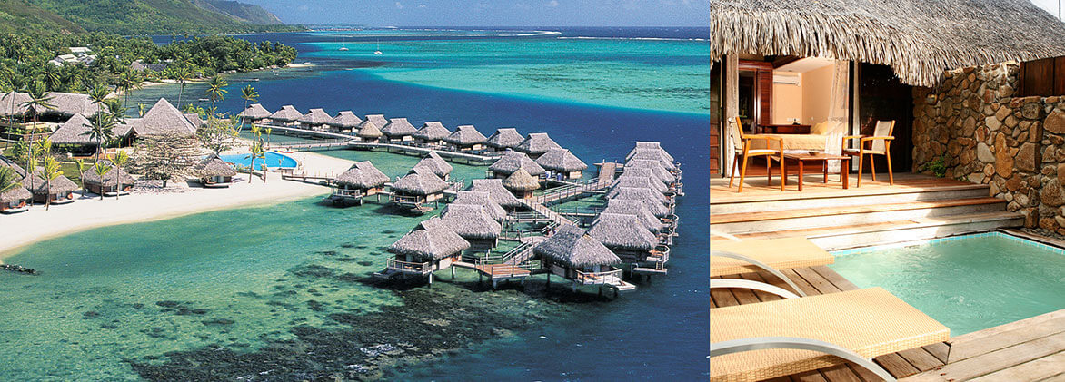 Hotel Manava Beach Resort & Spa Moorea