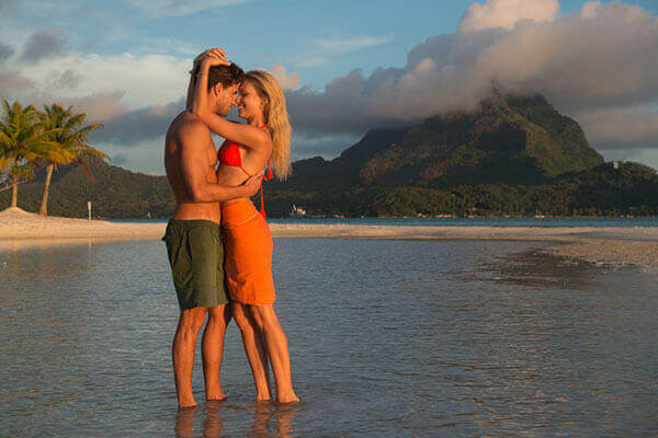 Honeymoon in Bora Bora