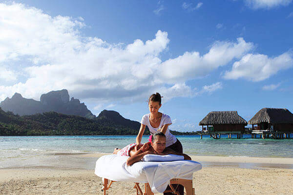 Luxe & Spa in Bora Bora