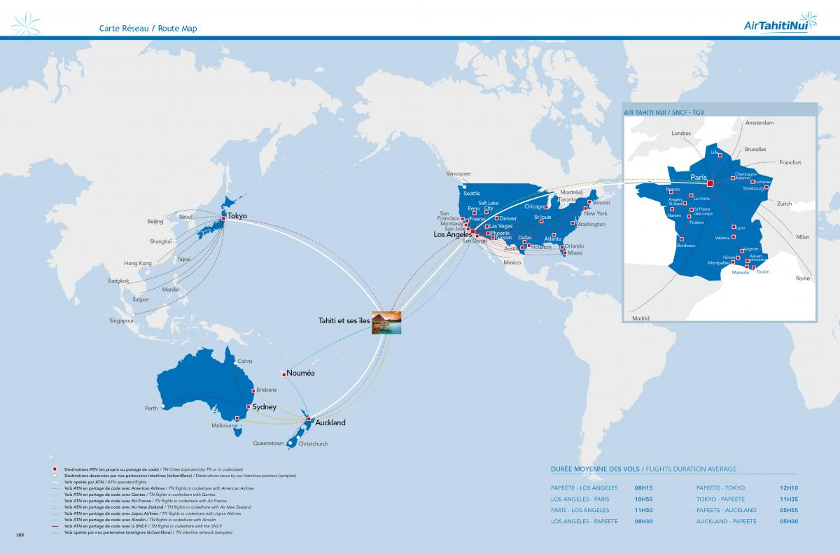 Route map air tahiti nui route map gumiabroncs Gallery