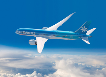 787-9 Dreamliner aux couleurs Air Tahiti Nui