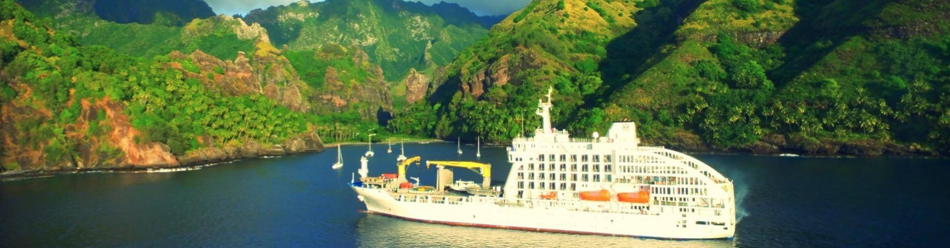 Aranui 5 Cruise from Tahiti to the Marquesas Islands