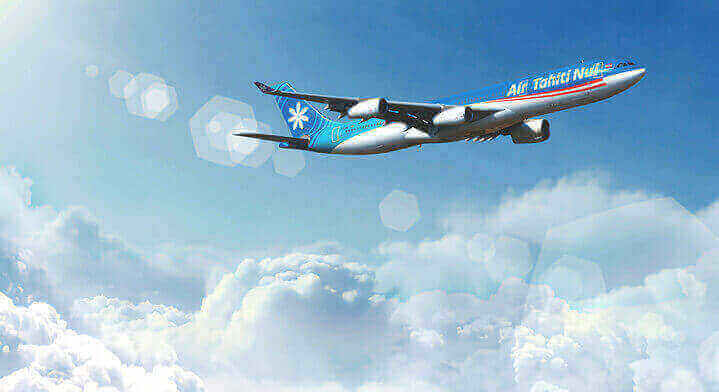 Flight Schedule | Air Tahiti Nui
