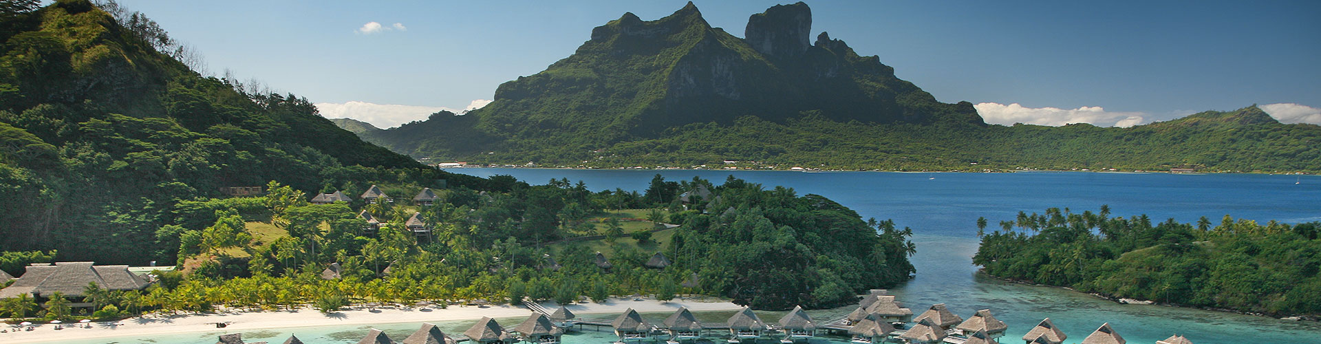 Vol Paris Bora Bora avec Air Tahiti Nui