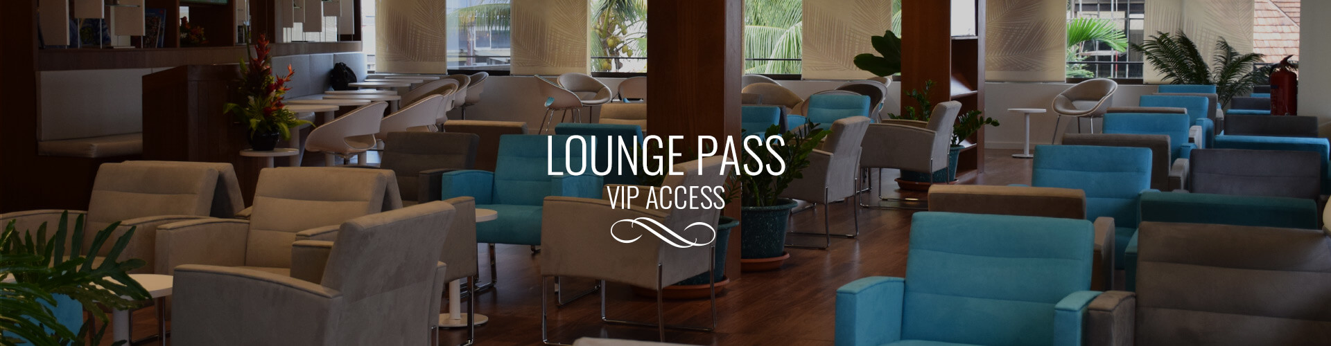 main image of the lounge pass with the tahiti airport lounge