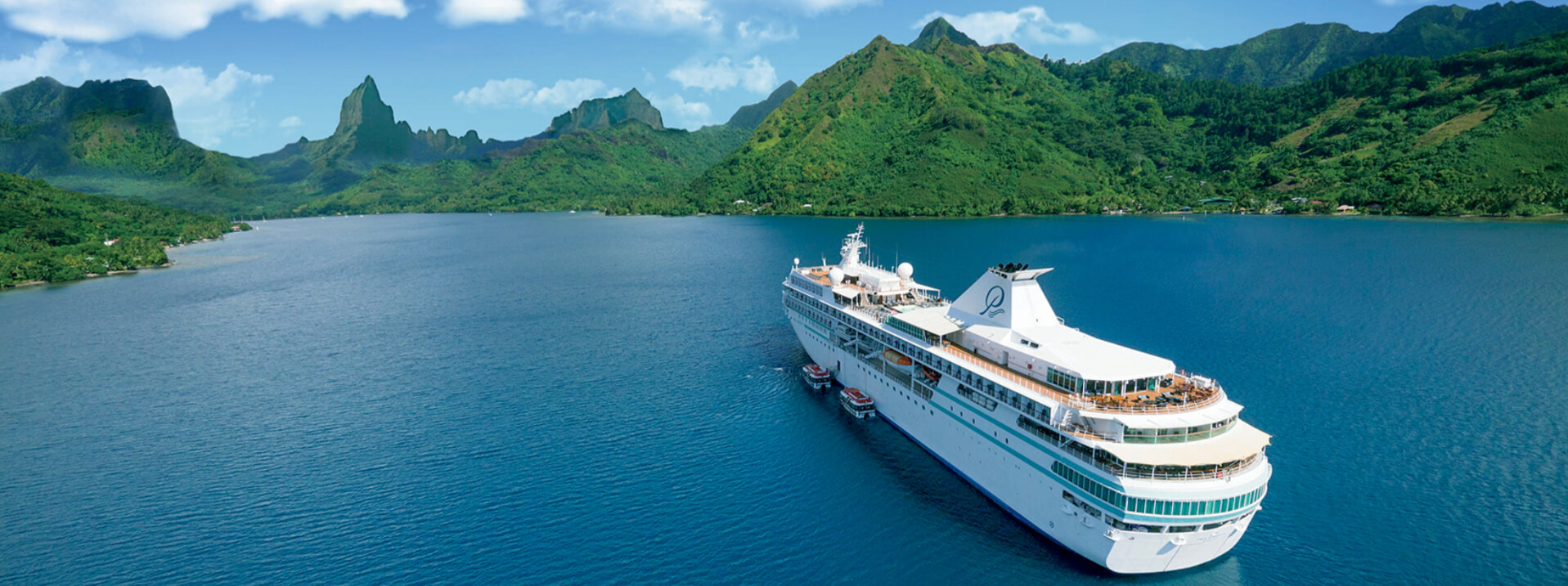 Partner of the Week - Paul Gauguin Cruises