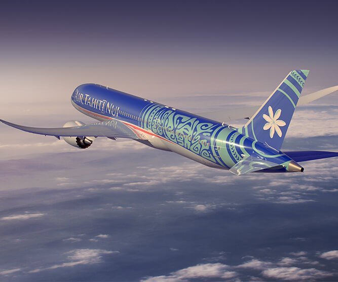 Air Tahiti Nui Official Website | Book Airline Tickets