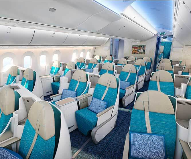 Air Tahiti Nui Business Class