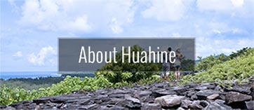 About Huahine