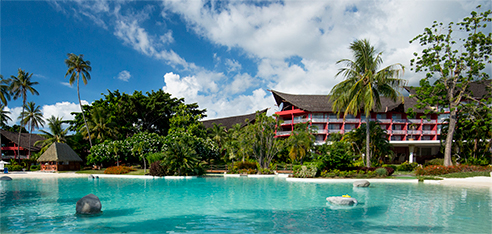 Le Meridien Tahiti Resort Image tahiti flight deals New Zealand and Tahiti Flight Deals leMeridien tahiti image