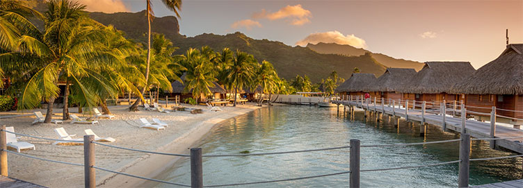 Manava Moorea Beach Resort & Spa