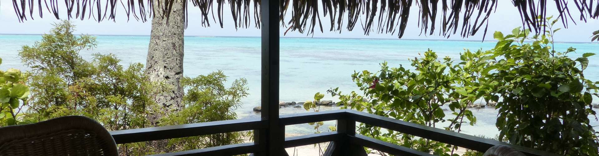 Discover hidden gems staying at Tahitian guesthouses with EASYTahiti