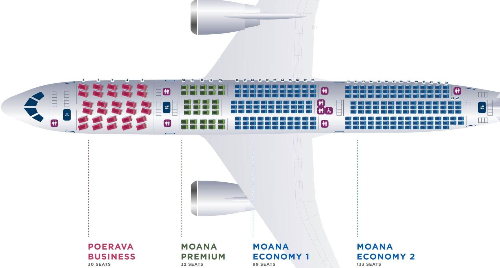 seat map boeing