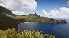 Flights to the Marquesas Islands