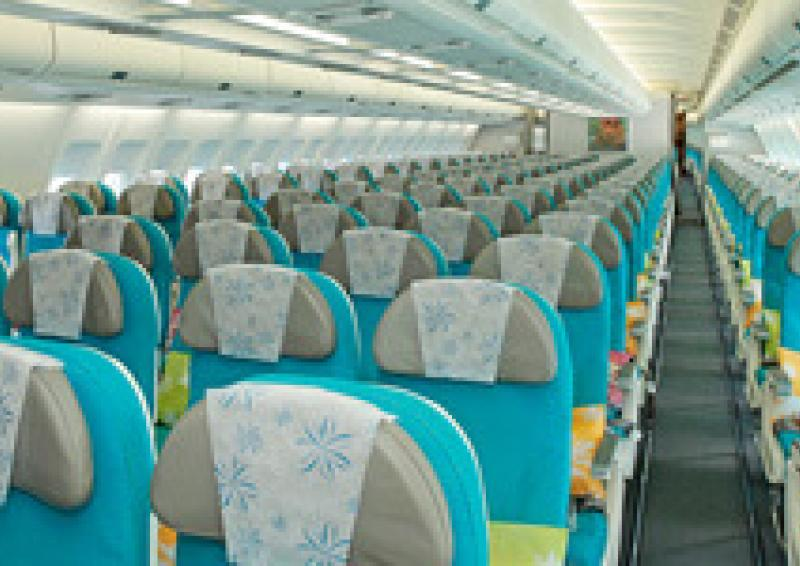 Air Tahiti Nui Seat Map