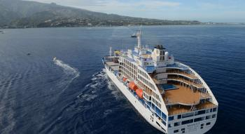 Illustration: 14 day Aranui Cruise - $300 per person onboard credit