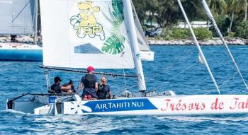 Illustration: Tahiti Pearl Regatta