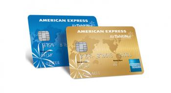 Illustration: Air Tahiti Nui American Express
