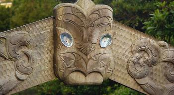 Picture of New Zealand tiki