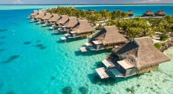 Illustration: Save 40% with the new Conrad Bora Bora Nui