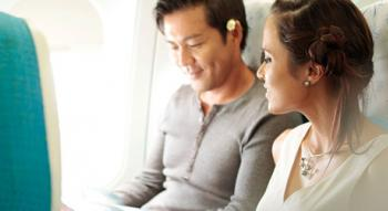 couple seating in moana economy seats of air tahiti nui