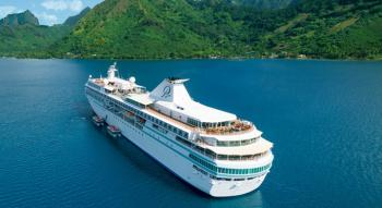 Illustration: Discover Tahiti & the Society Islands aboard luxurious m/s Paul Gauguin
