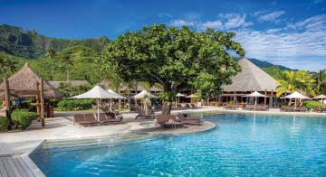 The Manava Beach Resort & Spa - Moorea