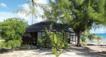 Guest house at Pension Tevahine