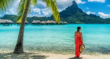 Bora Bora view | 4 Island hop holiday by Travel Nation
