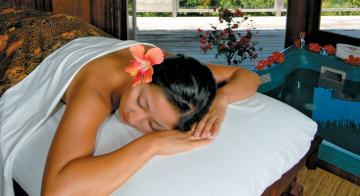 Spa at Hilton Moorea Lagoon Resort & Spa