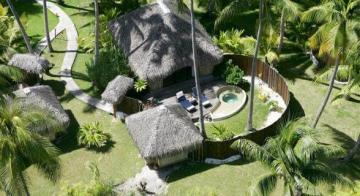 Garden Pool Villa at Bora Bora Pearl