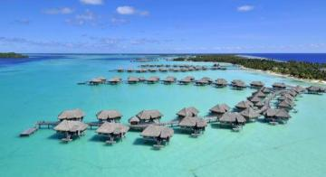 Intercontinental Thalasso Overwater Bungalow