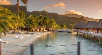 Manava Resort Moorea Beach and Bungalows