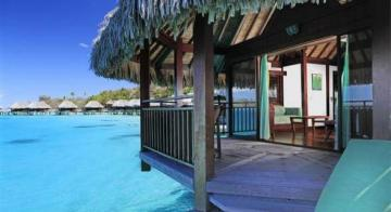 Sofitel Bora Bora Private Island-Resort View