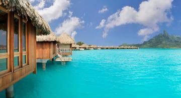 st regis bora bora 5 night vacation