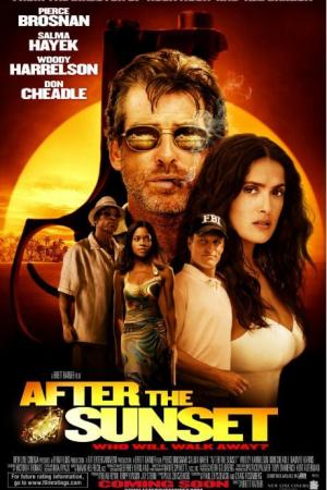 after sunset inflight movie