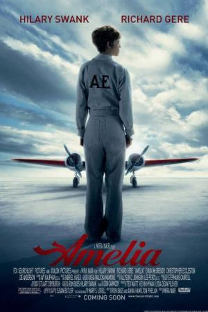 amelia inflight movie