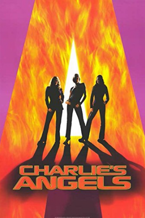 charlies angels inflight movie