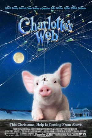 charlottes web inflight movie