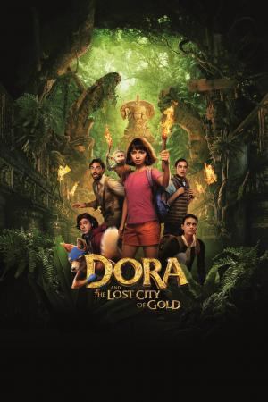 dora and the lost city of gold inflight movie