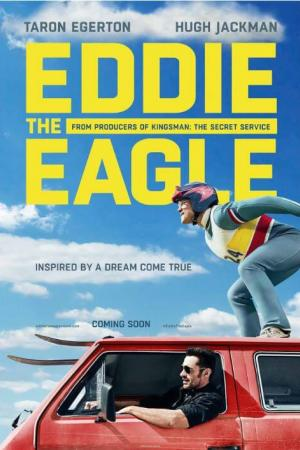 eddie eagle inflight movie