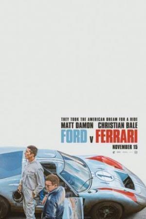 ford v ferrari inflight movie