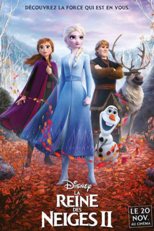 frozen 2 inflight movie