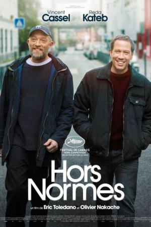 hors normes inflight movie