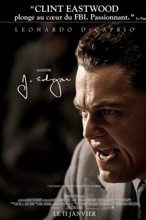j edgar inflight movie