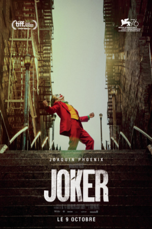 joker 2019 inflight movie