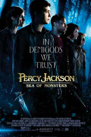 percy jackson sea monsters inflight movie