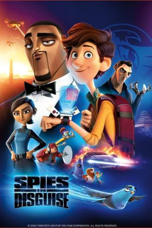 spies in disguise inflight movie